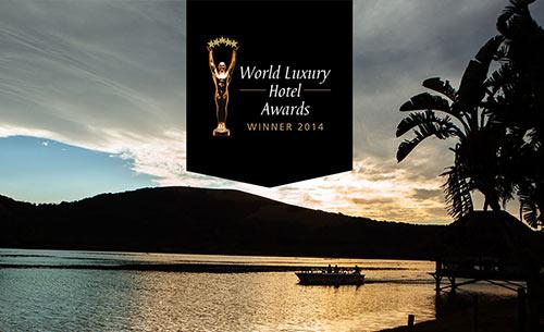 World Luxury Hotel Awards Winner 2014