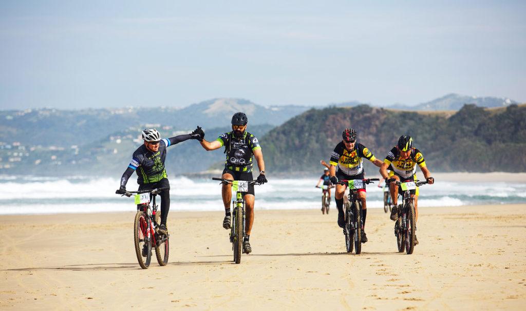The Pondo Pedal – A special mountain biking event