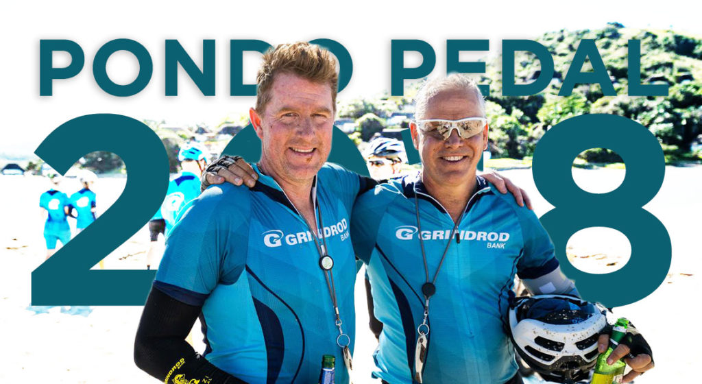 Umngazi proudly hosted the 8th Grindrod Bank Umngazi Pondo Pedal MTB ride from the 13-17 June 2018