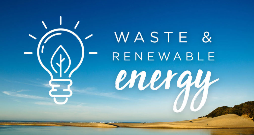 Waste and renewable energy at Umngazi