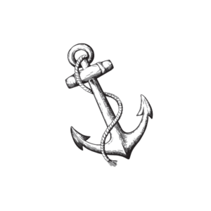 boat anchor drawing